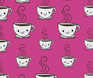 coffee, cups, and drink image