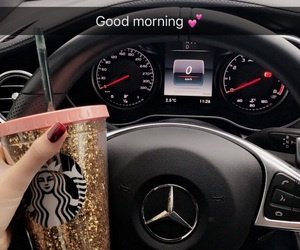 car, cup, and girly image