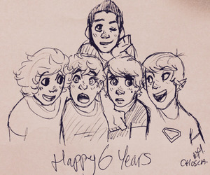 one direction, fan art, and love it image