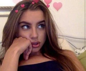 girl, menina, and instagram image