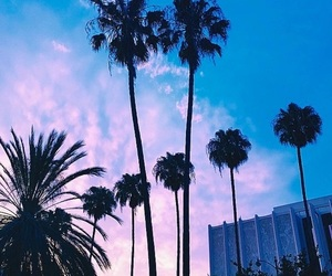 sky, summer, and tumblr image