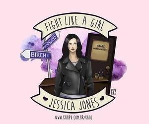 Marvel and jessica jones image