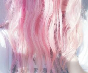 grunge, hair, and pastel image