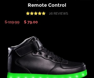 yass, light up shoes, and glow in dark image