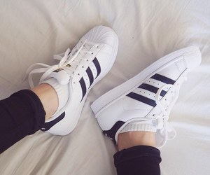 shoes, adidas, and tumblr image