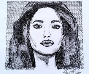 angelina, Angelina Jolie, and art image