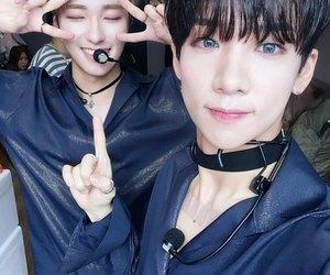 sebin, snuper, and kpop image