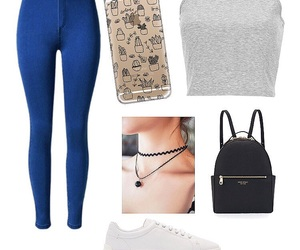 inspiration, outfit, and Polyvore image