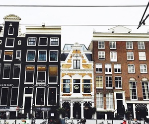 amsterdam, beautiful, and the netherlands image
