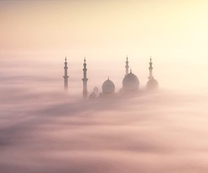 islam, sky, and aesthetic image
