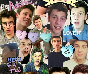 Collage, benito, and shawn mendes image