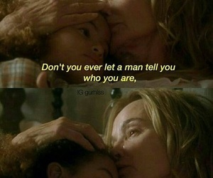 quotes, ahs, and feminism image