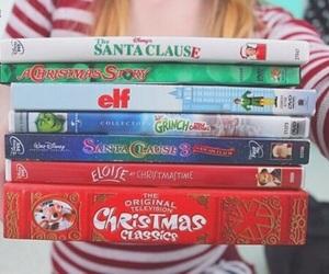 christmas, winter, and movies image