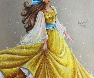 anastasia, disney, and princess image