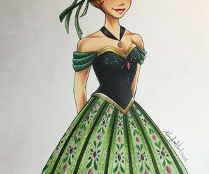 princess, disney, and frozen image