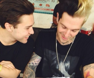 the neighbourhood, jesse rutherford, and zach abels image