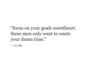 quotes, goals, and love image