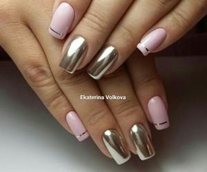 nail polish, nails, and by khristina bro image