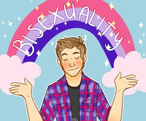 dean winchester, lgbt, and pride image