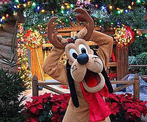 christmas, disney, and tumblr image