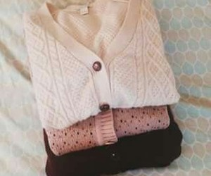 sweater, cardigan, and fashion image