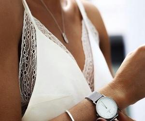 fashion, girly, and white image
