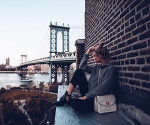 fashion, style, and travel image