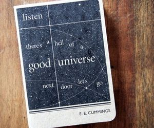 book, universe, and good image