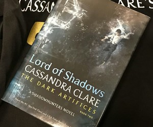 books, the mortal instruments, and shadowhunters image