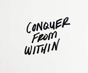 quote and conquest image
