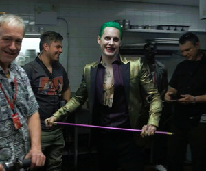 jared leto, suicide squad, and the joker image