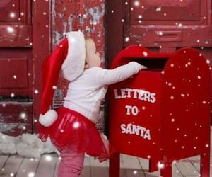 christmas, baby, and xmas image