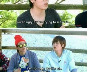 funny, kpop, and zico image