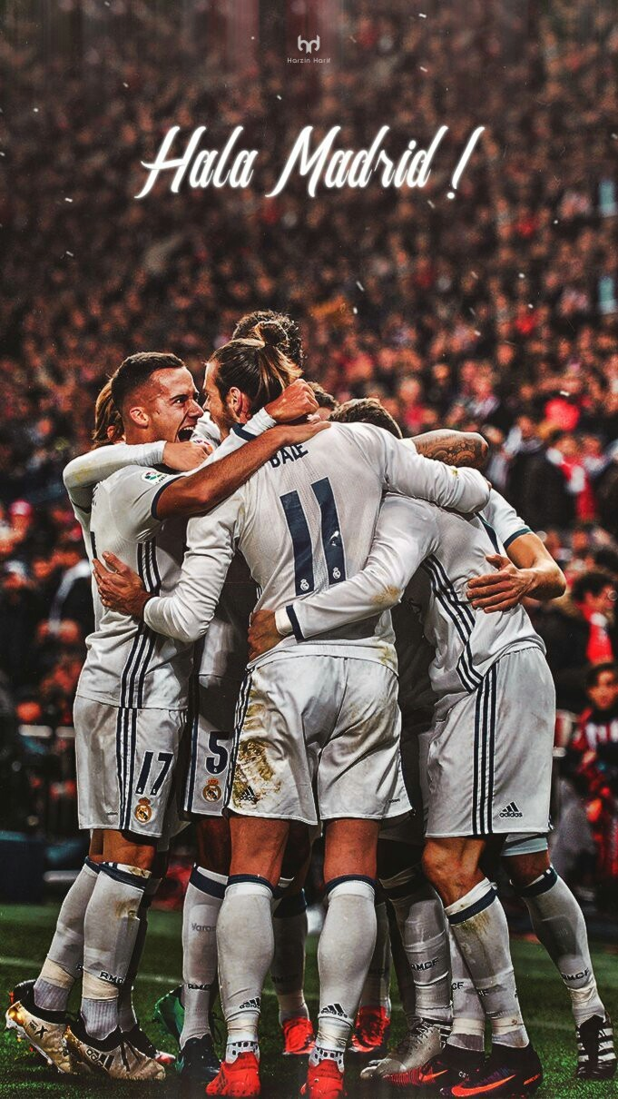 REAL MADRID shared by Alaa on We Heart It