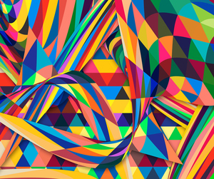 abstract, colors, and patterns image