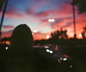 light, girl, and beautiful image