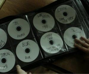 mr robot, cd, and elliot image