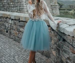 homecoming dress blue image
