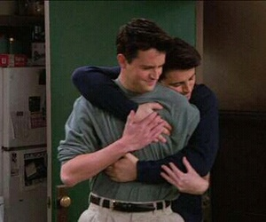 bromance, joey tribbiani, and Matt LeBlanc image