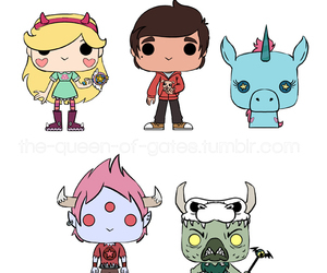 kawaii, marco, and star butterfly image