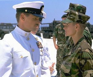 g.i. jane and Demi Moore image