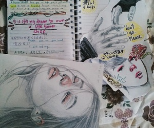 indie and notebook image