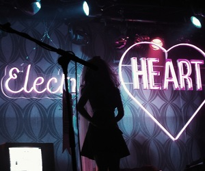 marina and the diamonds, electra heart, and heart image