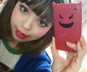 girl, zipper, and 女の子 image