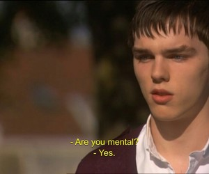 mental, skins, and tv series image