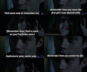 lydia, true love, and teen wolf image