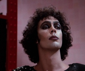 rocky horror picture show, The Rocky Horror Picture Show, and Tim Curry image