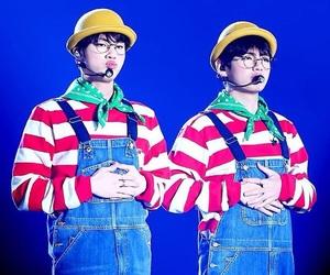 boyband, jin, and kpop image