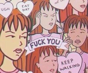 Daria, Quinn, and wallpaper image