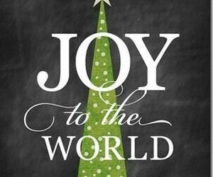 carol, joy, and christmas image